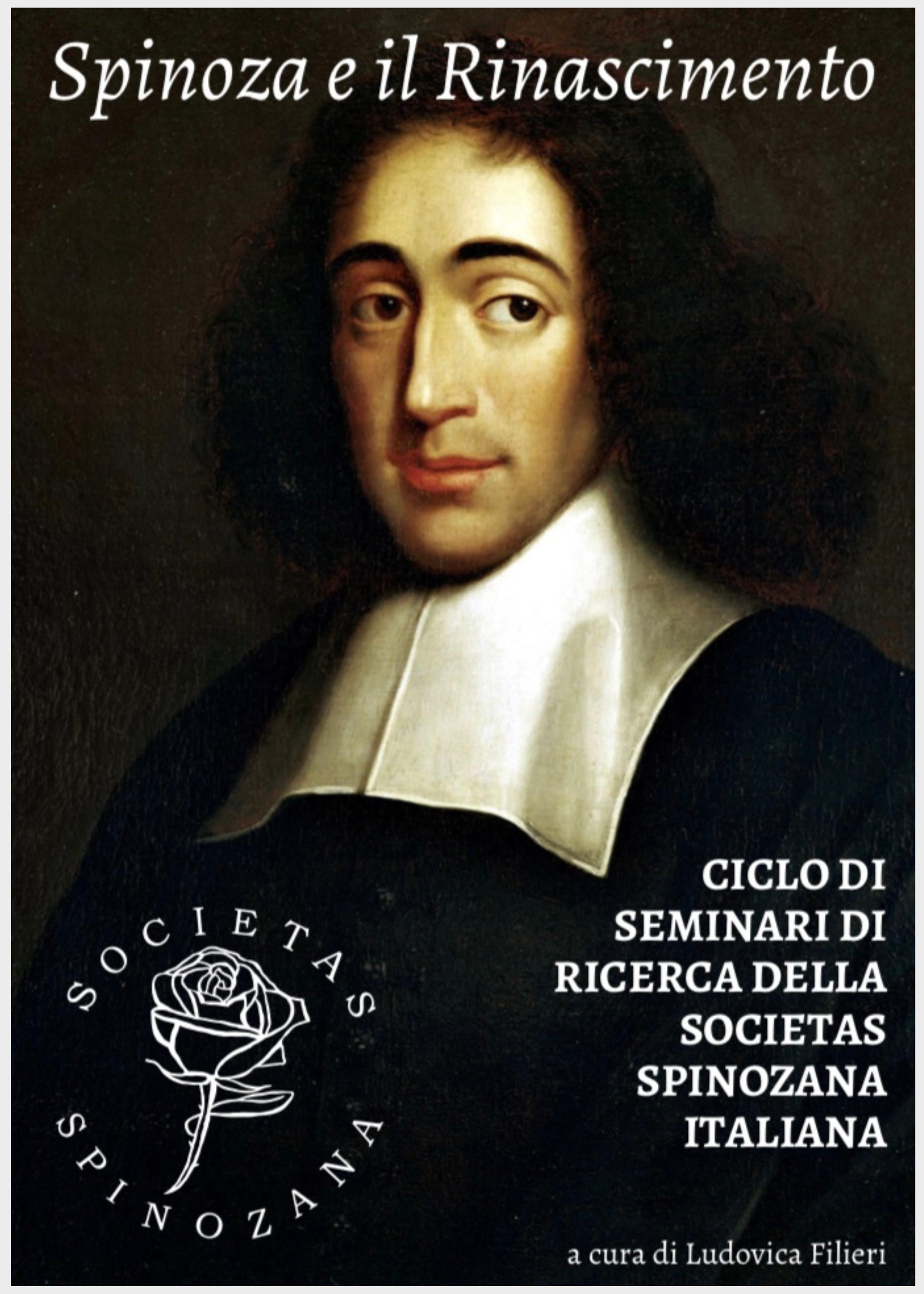 Spinoza e il Rinascimento